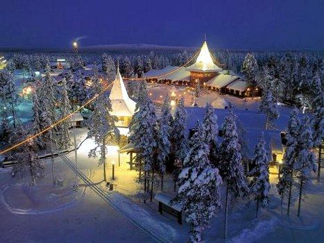 Отдых на новый год в финляндии отзывы