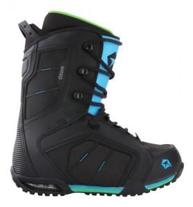 ботинок для сноубординга