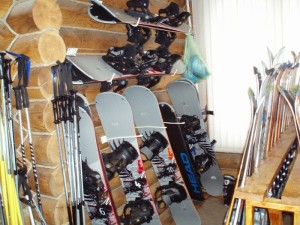 сноуборды в прокат