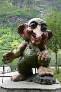 норвежский тролль