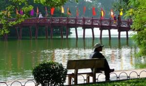 озеро Хоан-Кьем